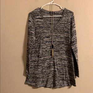Eileen Fisher silk sweater size small